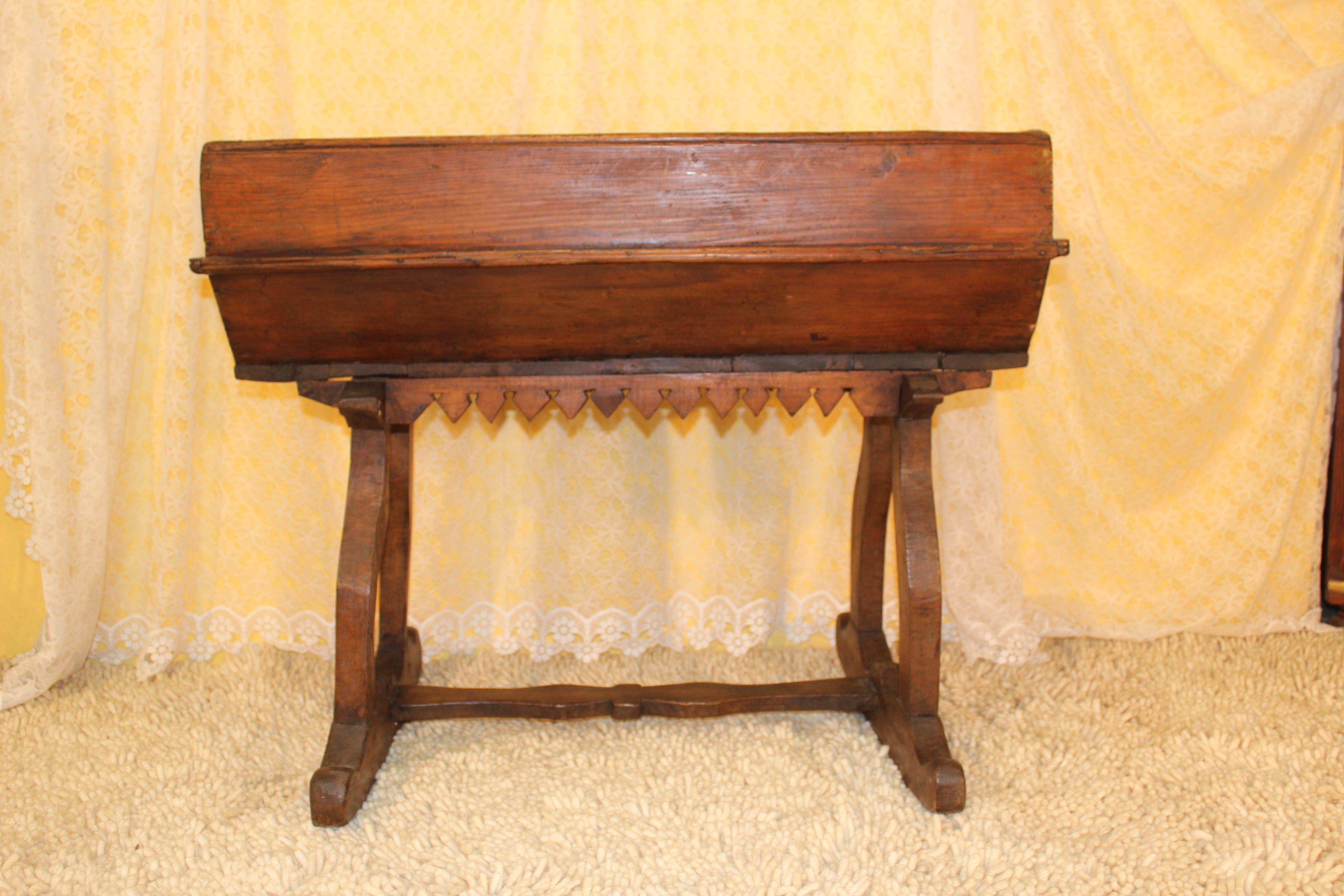culla in legno